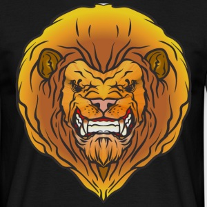 Lions colors T-Shirts - Men's T-Shirt