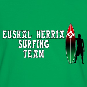 Basque surfing team 23 Tee shirts - T-shirt contraste Homme