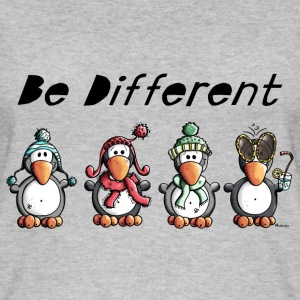 Be Different Tops - Frauen Bio Tank Top