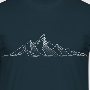 Mountains T-Shirts - Men's T-Shirt