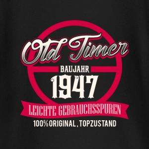 Oldtimer - built 1947 - top condition - DE Baby Long Sleeve Shirts - Baby Long Sleeve T-Shirt