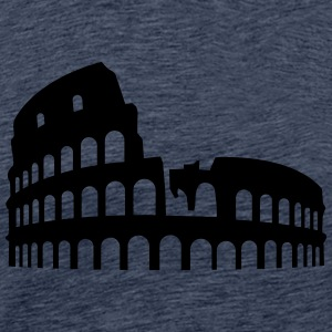 coliseum colosseum T-Shirts - Men's Premium T-Shirt