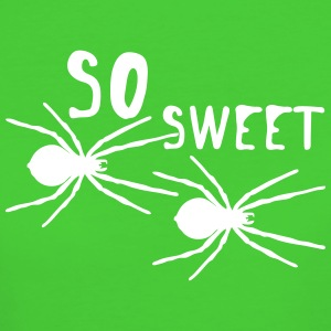 So Sweet (Spinnen / Spiders) - Women's Organic T-shirt