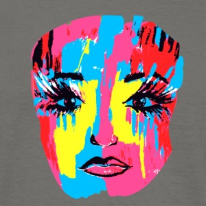 Pop Art Regard   - T-shirt Homme