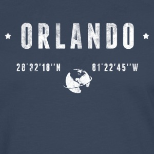 Orlando  Long sleeve shirts - Men's Premium Longsleeve Shirt
