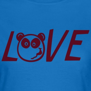 Love Panda T-Shirts - Frauen T-Shirt