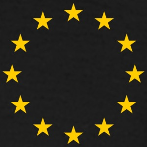 European Union 12 Gold Stars - Men's T-Shirt