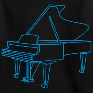 PIANO Shirts - Teenage T-shirt