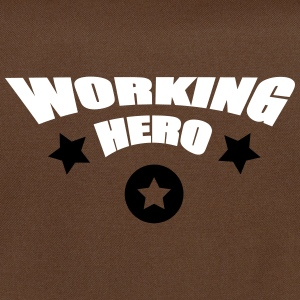 Working Hero - Umhängetasche