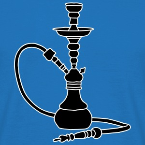 SHISHA water pipe 2 T-Shirts - Men's T-Shirt