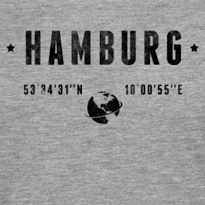 Hamburg Long sleeve shirts - Men's Premium Longsleeve Shirt