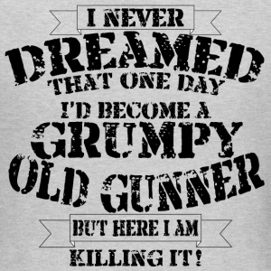 Grumpy Old Gunner - Women's T-Shirt