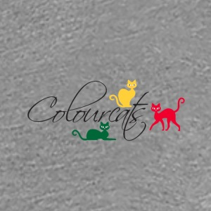 Colourcats - Frauen Premium T-Shirt