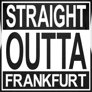 Straight outta Frankfurt Tops - Frauen Premium Tank Top