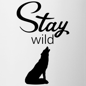 stay_wild Mugs & Drinkware - Mug