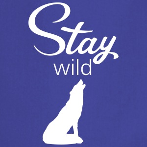 stay_wild  Aprons - Cooking Apron