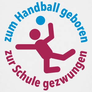 Handball Verein Schule Play Training Sport Team - Teenager Premium T-Shirt
