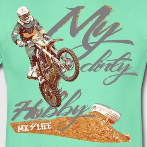 my dirty hobby mx T-Shirts - Männer T-Shirt
