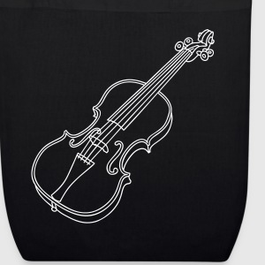 Violin / fiddle Bags & Backpacks - EarthPositive Tote Bag