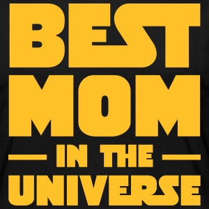 Best Mom In The Universe Långärmade T-shirts - Långärmad premium-T-shirt dam