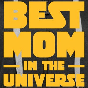 Best Mom In The Universe Pullover & Hoodies - Frauen Premium Kapuzenjacke