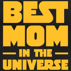 Best Mom In The Universe Tee shirts - T-shirt col rond U Femme