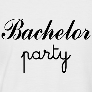 Bachelor Party Tee shirts - T-shirt baseball manches courtes Homme