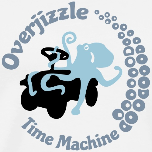 Overjizzle Time Machine