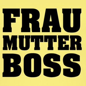 Frau Mutter Boss Tops - Frauen Bio Tank Top