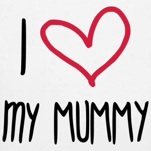 Morsdag / Mor / Mother's day / Mom / Mum Babybody - Økologisk langermet baby-body