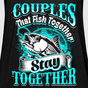 Couples - fishing - EN Tops - Women's Tank Top by Bella