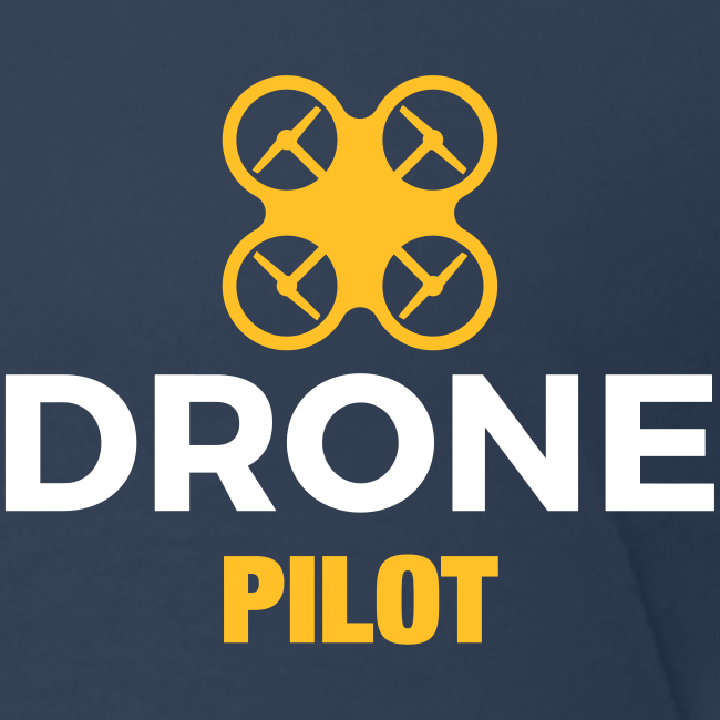 T-shirt: Making Aerial Footage (teen) | Navy
