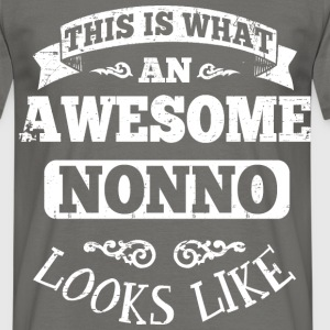 awesome nonno T-Shirts - Männer T-Shirt
