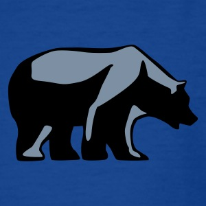 bear_2c Shirts - Teenage T-shirt