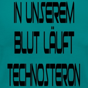 Technosteron T-Shirts - Frauen T-Shirt