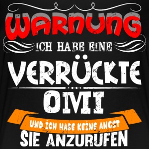 WARNUNG OMI T-Shirts - Teenager Premium T-Shirt