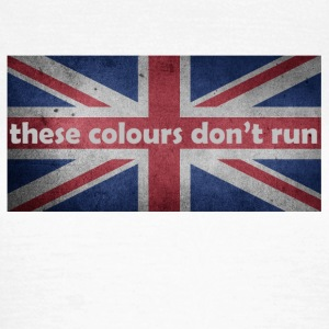 Colours Don't Run - Women's T-Shirt