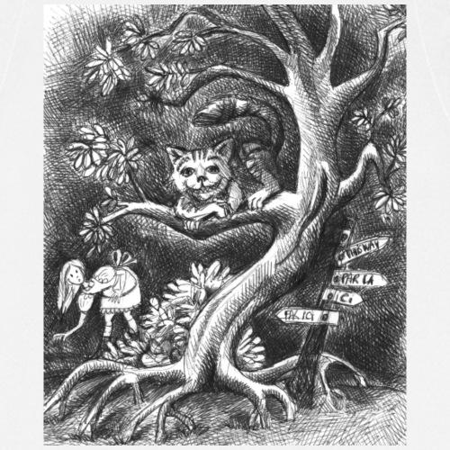 le chat et Alice