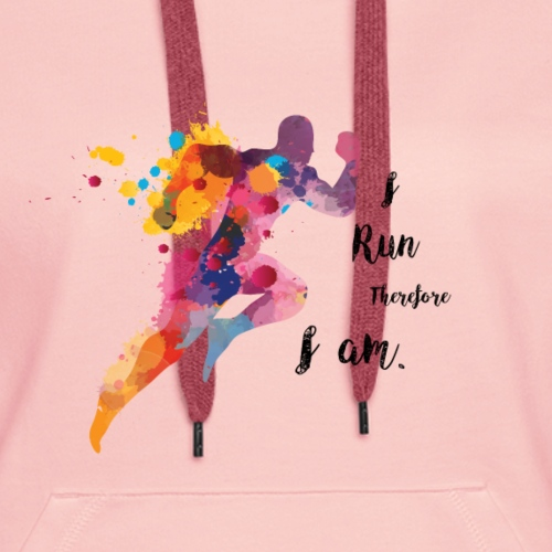 I Run Therefore I am