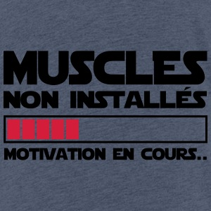 motivation en cours Tee shirts - T-shirt Premium Enfant