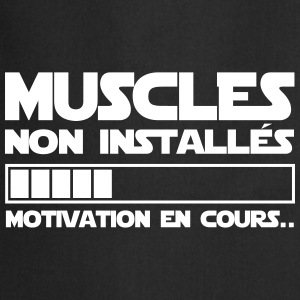 motivation en cours Tabliers - Tablier de cuisine