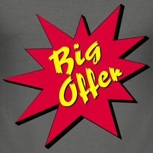 Sonderangebot / Big Offer / Choice / Angebot T-Shirts - Männer Slim Fit T-Shirt