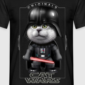 CAT WARS - Men's T-Shirt