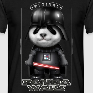 PANDA WARS - Men's T-Shirt