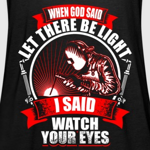 When God Said - Welder Tops - Camiseta de tirantes mujer, de Bella