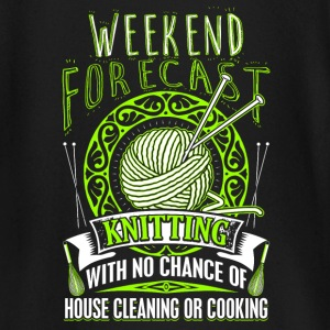 Weekend Forecast - Knitting - EN Baby Long Sleeve Shirts - Baby Long Sleeve T-Shirt