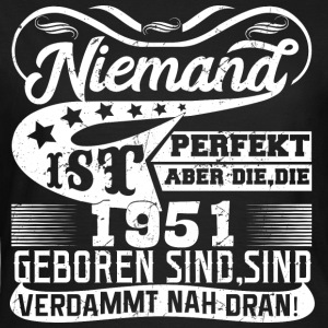 Niemand PERFEKT 1951 T-Shirts - Frauen T-Shirt