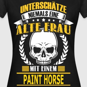 PAINT HORSE T-Shirts - Frauen T-Shirt