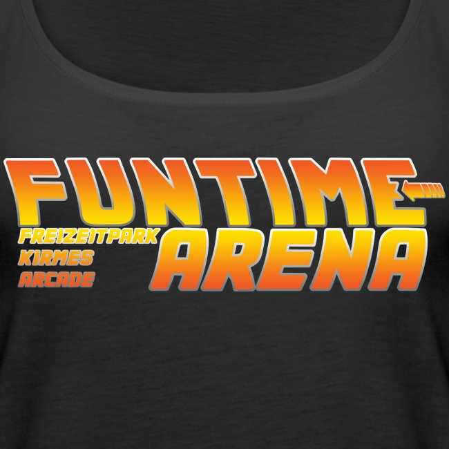 Top - Back to the FunTime Arena