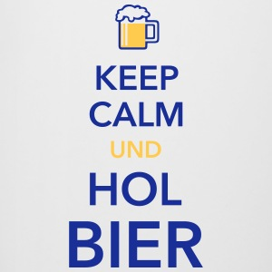 Keep calm und hol Bier Bierkasten Grillparty Wiesn - Bierkrug